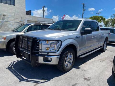 2015 Ford F-150 for sale at 1000 Cars Plus Boats in Miami FL