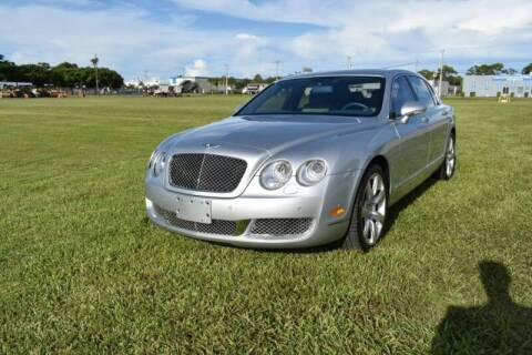 2007 Bentley Continental for sale at 1000 Cars Plus Boats - LOT 3 in Miami FL