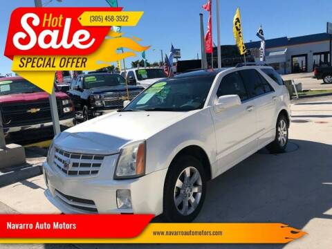 2007 Cadillac SRX for sale at 1000 Cars Plus Boats - Lot 15 in Hialeah FL