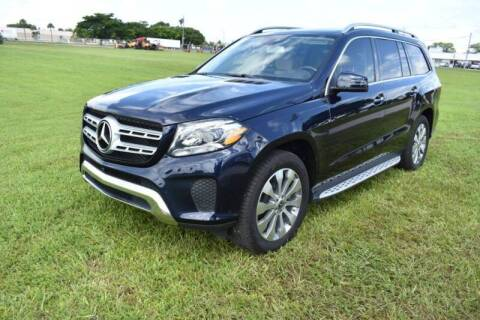 2017 Mercedes-Benz GLS for sale at 1000 Cars Plus Boats - LOT 3 in Miami FL