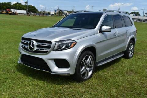 2018 Mercedes-Benz GLS for sale at 1000 Cars Plus Boats - LOT 3 in Miami FL