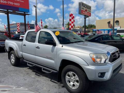 2013 Toyota Tacoma for sale at 1000 Cars Plus Boats - Lot 14 in Miami FL