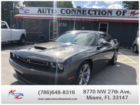 2020 Dodge Challenger for sale at 1000 Cars Plus Boats - Lot 9 in Miami FL