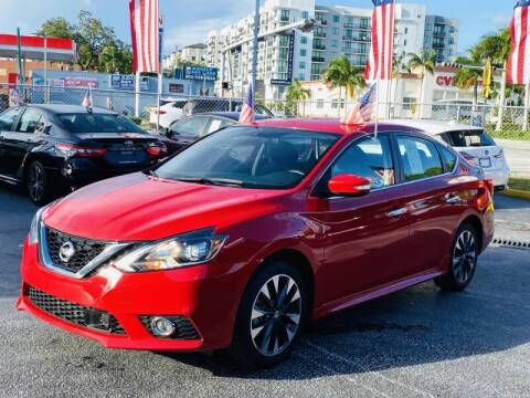 2019 Nissan Sentra for sale at 1000 Cars Plus Boats - Lot 6 in Miami FL
