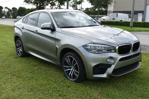 2017 BMW X6 M for sale at 1000 Cars Plus Boats - LOT 3 in Miami FL