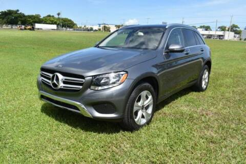 2018 Mercedes-Benz GLC for sale at 1000 Cars Plus Boats - LOT 3 in Miami FL