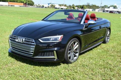 2018 Audi S5 for sale at 1000 Cars Plus Boats - LOT 3 in Miami FL