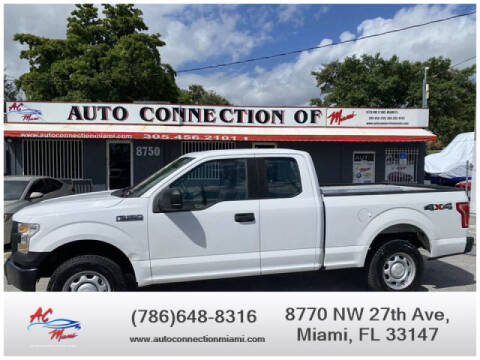 2015 Ford F-150 for sale at 1000 Cars Plus Boats - Lot 9 in Miami FL