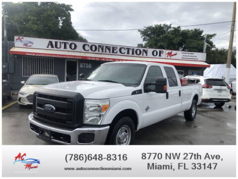 2013 Ford F-350 Super Duty for sale at 1000 Cars Plus Boats - Lot 9 in Miami FL