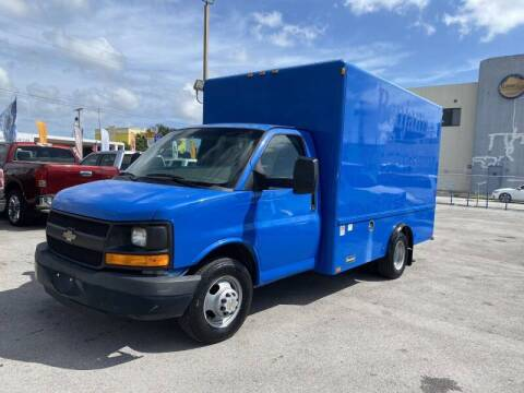 2013 Chevrolet Express Cutaway for sale at 1000 Cars Plus Boats in Miami FL
