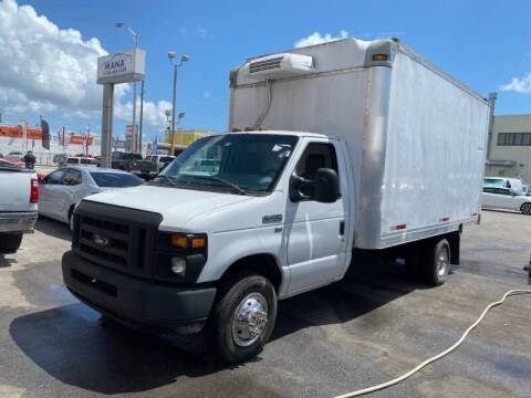 2013 Ford E-Series Chassis for sale at 1000 Cars Plus Boats in Miami FL