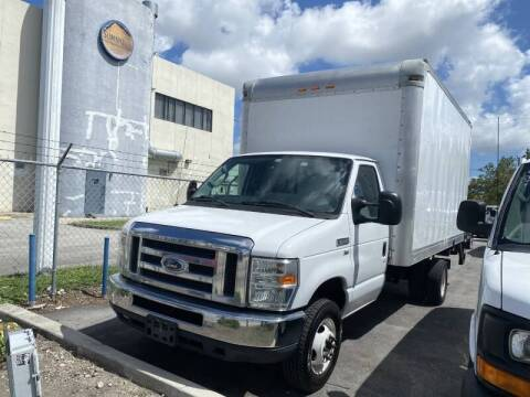 2016 Ford E-Series Chassis for sale at 1000 Cars Plus Boats in Miami FL