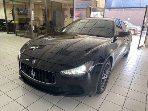2017 Maserati Ghibli for sale at 1000 Cars Plus Boats in Miami FL