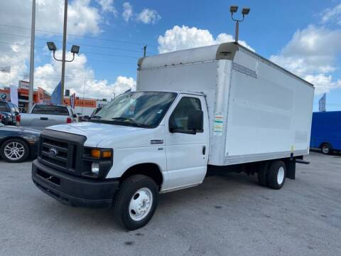 2012 Ford E-Series Chassis for sale at 1000 Cars Plus Boats in Miami FL