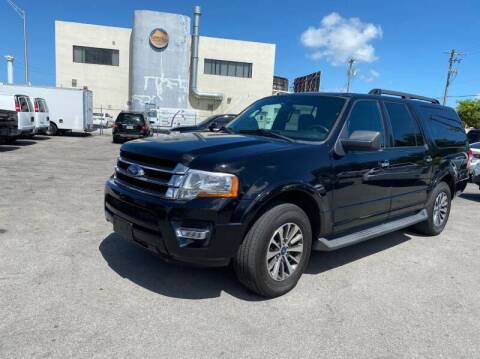 2016 Ford Expedition EL for sale at 1000 Cars Plus Boats in Miami FL