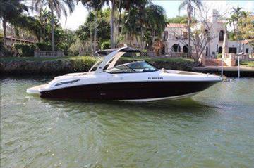 2012 Sea Ray 300 SLX       C(561)573-4196