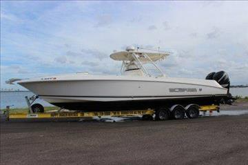 2008 Wellcraft 35 Scarab    Call(561)573-4196