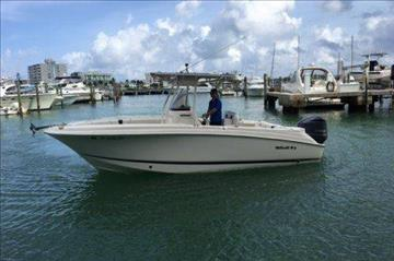 2014 Wellcraft 252 Fisher      C(561)573-4196