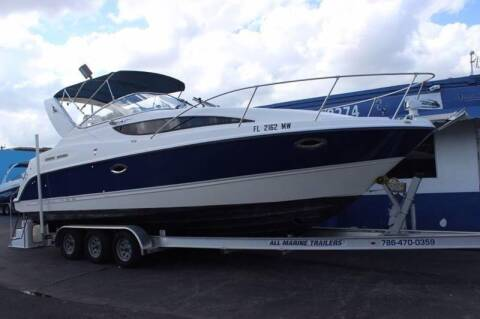 2005 Bayliner 285 SB       Call(561)573-4196 for sale at 1000 Cars Plus Boats - LOT 5 in Miami FL