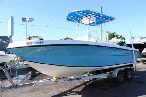 2013 Angler 204 FX       Call(561)573-4196 for sale at 1000 Cars Plus Boats - LOT 5 in Miami FL