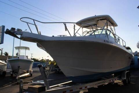 1997 Pro-Line 2950 WA      Call(561)573-4196 for sale at 1000 Cars Plus Boats - LOT 5 in Miami FL