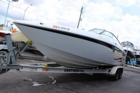2006 Baja 245 Performa    C(561)573-4196 for sale at 1000 Cars Plus Boats - LOT 5 in Miami FL