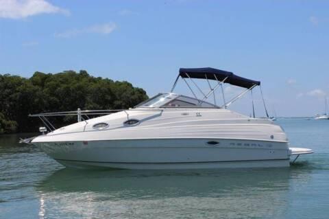 2000 Regal 2460 Commodore  C(561)573-4196 for sale at 1000 Cars Plus Boats - LOT 5 in Miami FL