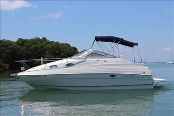 2000 Regal 2460 Commodore  C(561)573-4196 for sale in Miami, FL