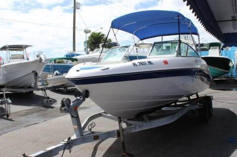 2004 Yamaha SX 230  23   Call(561)573-4196 for sale at 1000 Cars Plus Boats - LOT 5 in Miami FL