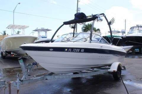 2003 Bayliner 195 BR     Call(561)573-4196 for sale at 1000 Cars Plus Boats - LOT 5 in Miami FL