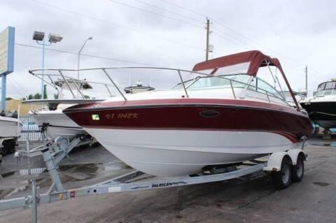 1990 Larson 22 Hampton   Call(561)573-4196 for sale at 1000 Cars Plus Boats - LOT 5 in Miami FL