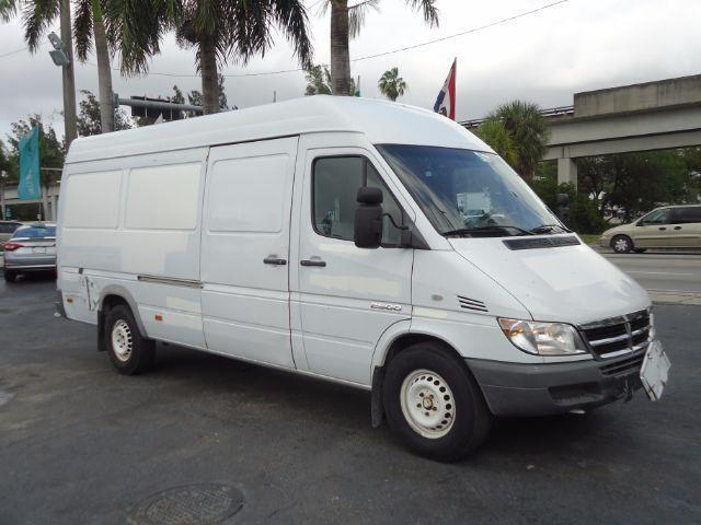 2005 dodge sprinter 2500 value
