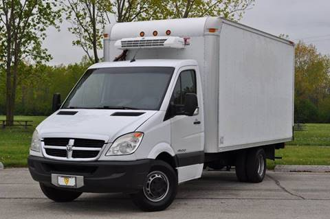 2007 Dodge Sprinter for sale at Chicago Cars US in Summit IL