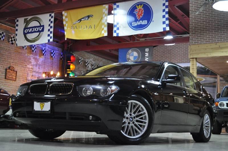 Bmw Series I Dr Sedan In Summit IL Chicago Cars US - 2004 bmw 750i