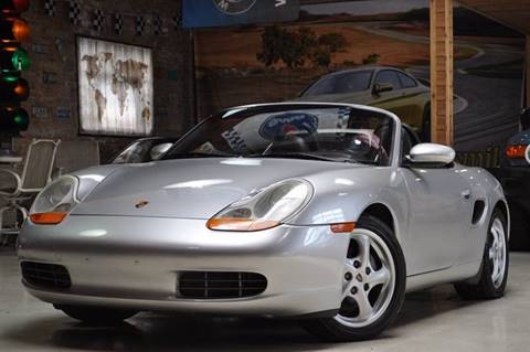 1999 Porsche Boxster for sale at Chicago Cars US in Summit IL