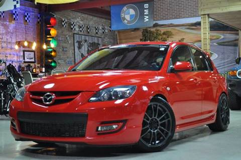 2009 Mazda MAZDASPEED3 for sale at Chicago Cars US in Summit IL