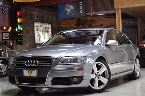 2006 Audi A8 for sale at Chicago Cars US in Summit IL