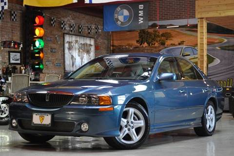 2002 Lincoln LS for sale at Chicago Cars US in Summit IL