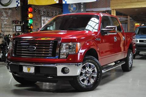 2010 Ford F-150 for sale at Chicago Cars US in Summit IL