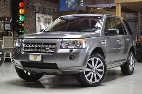 2008 Land Rover LR2 for sale at Chicago Cars US in Summit IL