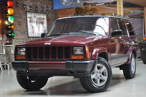 2001 Jeep Cherokee for sale at Chicago Cars US in Summit IL