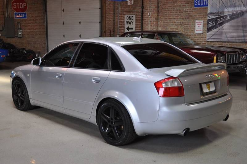 2005 audi a4 awd 1.8t quattro 4dr sedan in summit il - chicago cars us