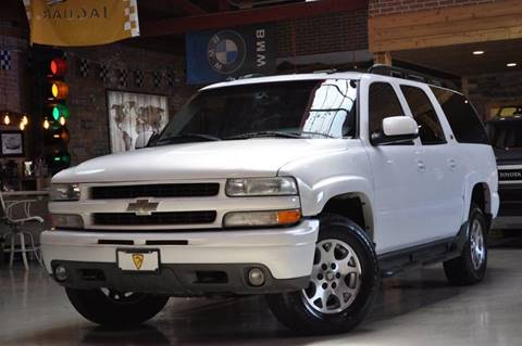 2003 Chevrolet Suburban for sale at Chicago Cars US in Summit IL