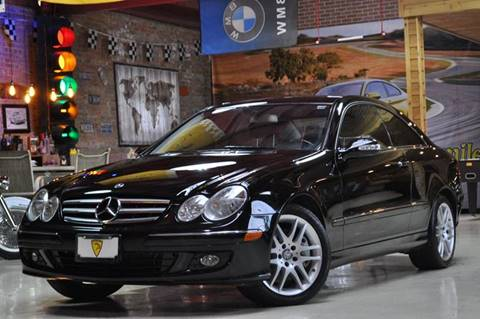 2009 Mercedes-Benz CLK for sale at Chicago Cars US in Summit IL