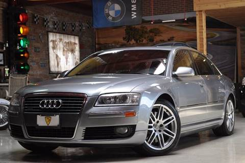 2007 Audi A8 L for sale at Chicago Cars US in Summit IL