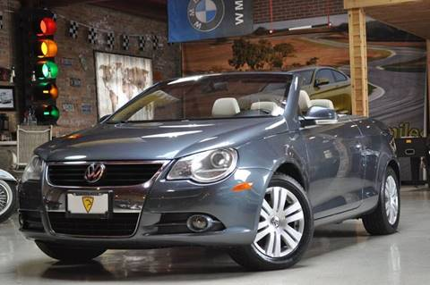 2007 Volkswagen Eos for sale at Chicago Cars US in Summit IL