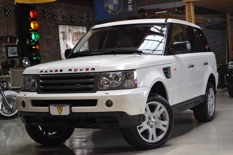 2006 Land Rover Range Rover Sport for sale at Chicago Cars US in Summit IL