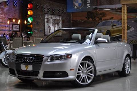 2007 Audi S4 for sale at Chicago Cars US in Summit IL