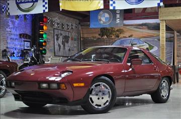 1982 Porsche 928 for sale at Chicago Cars US in Summit IL