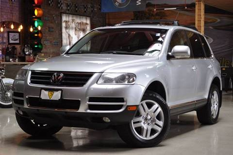 2006 Volkswagen Touareg for sale at Chicago Cars US in Summit IL